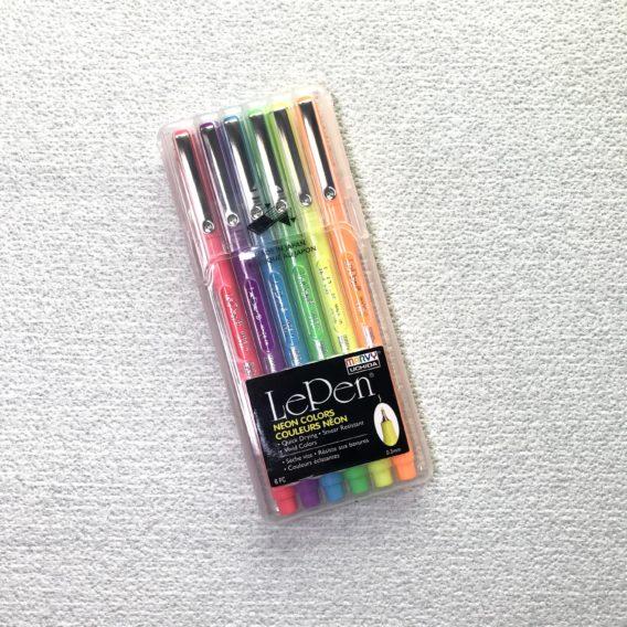 lepen 6er neon